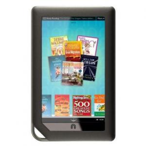 米Barnes & Noble、Q4中に2機種のAndroidタブレット「Encore」と「Acclaim」を発売?
