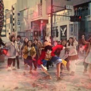 [PR]「ONE PIECE BURNING BLOOD」の最新動画が公開! 渋谷でクロコダイルとエネルが大暴れ! ルフィの覇気と大激突!