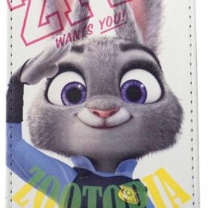 ディズニー最新作 もふもふキュートなウサギとキツネ『ズートピア』のスマホカバー&ICカードケース[オタ女]