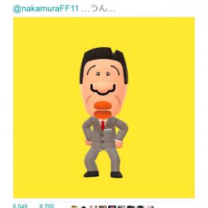 「あのキャラにそっくり!?」 声優の中村悠一さんと安元洋貴さんが作った『Miitomo』キャラが話題に