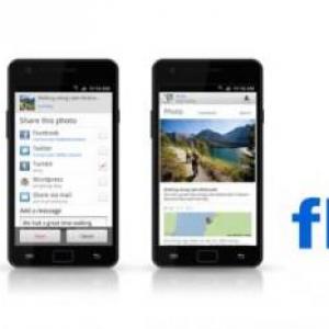 米YahooがFlickrの公式Androidアプリを公開