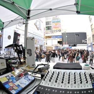 ヒロシワタナベ・ヒゲドライバー・彩羽真矢出演! 超都市型音楽フェス『Re:animation9』が歌舞伎町に帰還する意味