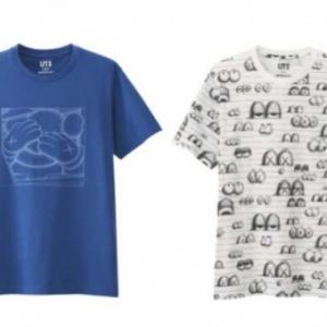 Tシャツが大活躍の季節に先駆け! ユニクロ『UT KAWS』コレクションを4月29日(金)販売開始へ