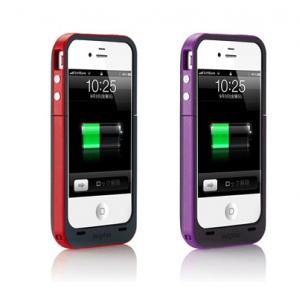 人気の大容量バッテリー内蔵『iPhone 4』ケース『Juice Pack Plus』に新色追加