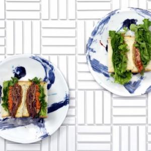 """和のサンドイッチ専門店""""Wa's sandwich""""が新宿で4月15日オープン"""