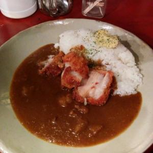 【大阪】美味しいカレーで春日和! 居酒屋風カレー店「プコ家」のバラカツカレー