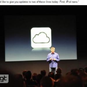 新機能てんこもりな『iOS5』は10月12日に提供開始! 『iCloud』も同日リリース