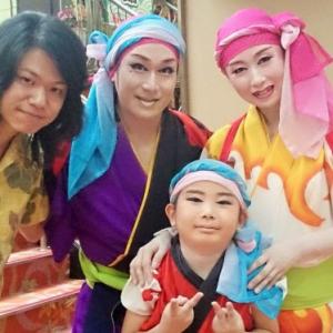 被災者インタビュー 旅役者一座「小林劇団」が遭遇した熊本地震