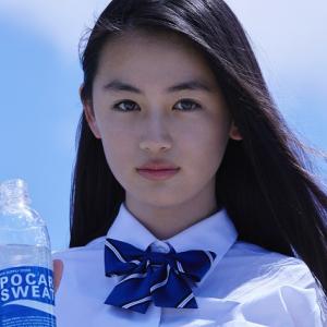 『ポカリスエット』新CM『エール篇』メイキングも公開中! 新イメージガール八木莉可子の魅力とは?