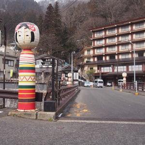 複数の泉質が楽しめる! こけし発祥の地・福島土湯温泉に行ってきた