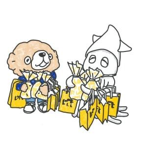 『LOFT』&『キャラアニ.com』で先行発売! Webコミック『イカちゃんクマちゃん』の雑貨登場 [オタ女]