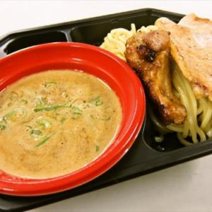 炙り肉がダブルだと?『濃厚たまり醤油の旨味鶏つけそば』 大阪『らーめんstyle JUNK STORY』@『最強ラーメンFes,』