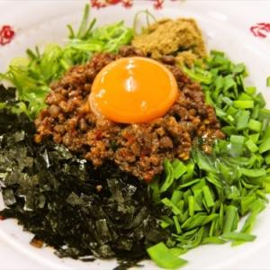 本家の味を受け継ぐ『台湾まぜそば』を食す 大岡山『麺屋こころ』@『最強ラーメンFes,』