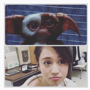 前田敦子さんが『Instagram』に「似てる ギズモと私」と画像をアップし大反響