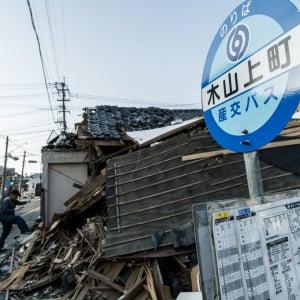 【画像】地元熊本県上益城郡益城町の震災2週間後の姿