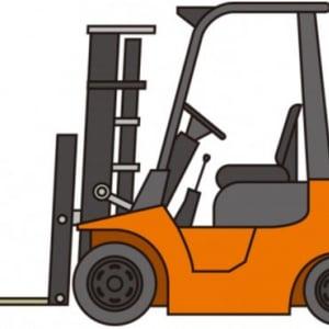 【講習で取れる資格】建築現場や工場・倉庫業務で必須! 『フォークリフト運転技能講習』を取得してきました!