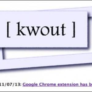 """引用サイトをちら見せできるChromeエクステンション""""kwout""""が使える!!"""