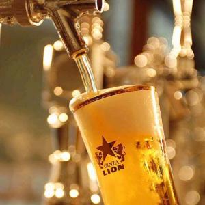 カラメル味のビールはいかに!? サッポロライオン北海道 6 店舗限定『ホップの輝』数量限定販売