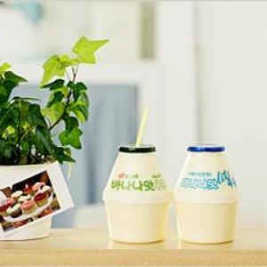 韓国の美味しい飲み物ベスト20に「バナナ牛乳」 焼酎やマッコリよりメジャー?