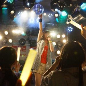 【ライブレポート】クラウドファンディング成功! チャレンジするシンガーソングライター福山沙織の定例イベント