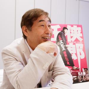 映画『任侠野郎』主演・蛭子能収インタビュー 「69分の映画だから忙しい人にとってはイイよね」