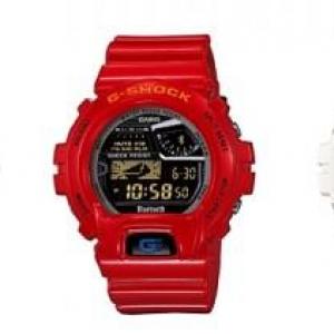 カシオ、Bluetooth v4.0対応のスマートフォンと通信できるG-SHOCK腕時計「GB-6900」を12月下旬発売、価格は18,900円(税込み)