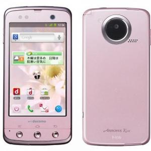 NTTドコモ、女性向けAndroidスマートフォン「ARROWS kiss F-03D」と「F-03D Girl's」を発表