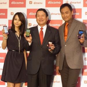ドコモ冬春モデル発表会 LTE対応含むAndroidスマートフォン13機種を一挙レポート