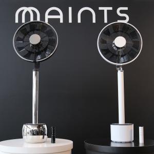 [PR] 360度の首振り機能を搭載した高級扇風機が登場 部屋のどこに置いても美しいデザイン