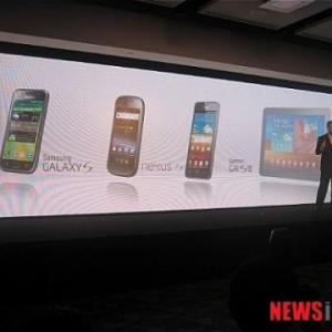 Galaxy S、Nexus S、Galaxy S II、Galaxy Tab 10.1はAndroid 4.0にバージョンアップされる予定らしい