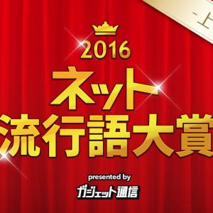 今年もやります『ネット流行語大賞2016上半期』&『アニメ流行語大賞2016上半期』ノミネートワード募集!