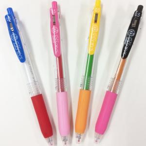 【裏ワザ】ゼブラのサラサクリップボールペンは全色組み替えられるらしい