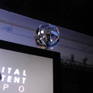 【日本のオタテク】 未来キター! ふわりコロコロ防衛省が開発した世界初の球形飛行体