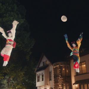 【衝撃動画】舞妓はんが飛んでますえ! よなよなエールを表現した動画がアクロバティックすぎる