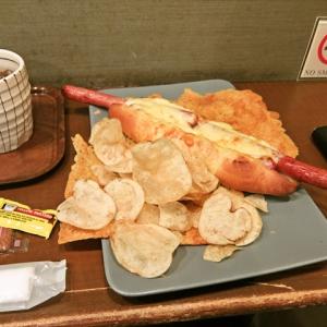 【ガジェ通秋葉原制覇】アキバで一番旨い『チーズホットドッグ』を食す! @『Cafe MOCO』