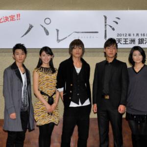 山本裕典や福士誠治など実力派若手俳優が出演! 舞台『パレード』制作発表の様子