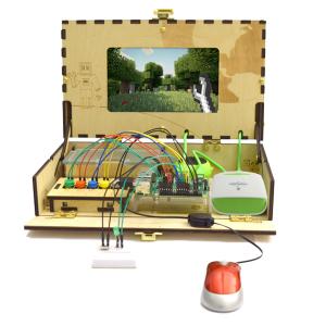 マイクラでプログラミングを学ぶ子供用電子キットがすごい
