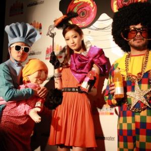 セレブでマスクなハロウィンパーティー!? 『グラソーハロウィンパーティー2011』に潜入してきた!
