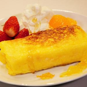 ホテルオークラのフレンチトーストをド素人が公式レシピ通りに作ってみた!