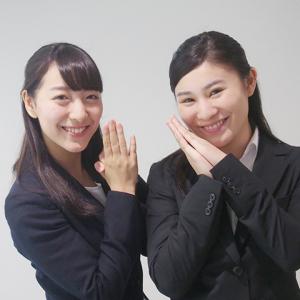 内定を取ると即卒業! 就活アイドル・キチョハナカンシャさや&ななほインタビュー [オタ女]
