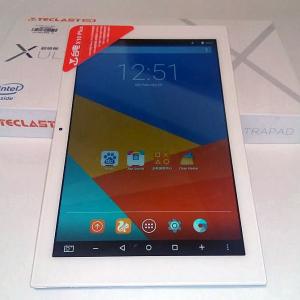 120ドルちょっとで大画面でネットやゲーム・動画も楽しめちゃう! 端子充実のAndroid5.1/格安10.1インチ2 in 1 Tablet PC『Teclast X10 Plus』開封の儀!