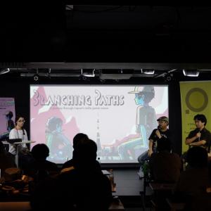 日本のインディーゲームシーンをテーマにしたドキュメンタリー映画『Branching Paths』 29日のデジタル配信に先駆け上映会を開催