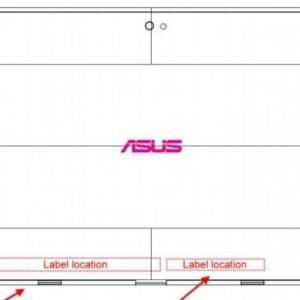 ASUS Eee Pad Transformer Prime(TF201)がFCCの認証を通過