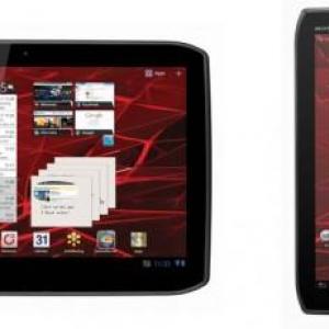 Motorolaがタブレット新モデル「XOOM 2」と「XOOM 2 Media Edition」を発表、11月中旬より英国とアイルランドで発売