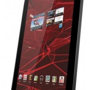 Motorola XOOM 2の英国での価格は£325+VAT、XOOM 2 Media Editionは£299+VAT