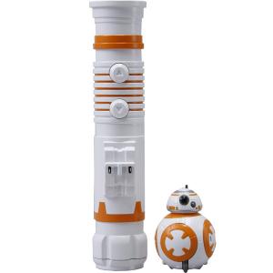 全高3センチ強の赤外線コントロールロボット『スター・ウォーズ ナノドロイド』にBB-8とR2-Q5が登場 9月発売へ