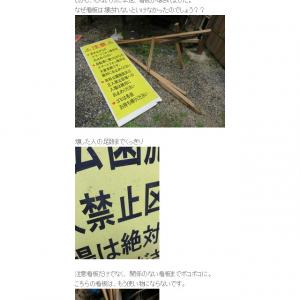 名古屋の『鶴舞公園』に『ポケモンGO』ユーザー殺到 ゴミの散乱や看板が壊されるなどの被害に