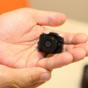 【レビュー】小さすぎる一眼レフ風トイカメラ『CHOBi CAM ONE HD/ちょビッカムワン HD』