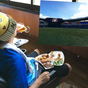 1人1万7千円! 飲み食べ放題付きの超VIP席でのプロ野球観戦レポート