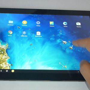 これは珍品! androidアプリがマルチウィンドウで動く『Remix OS』搭載タブレットPC『CHUWI VI10 PLUS』開封の儀!